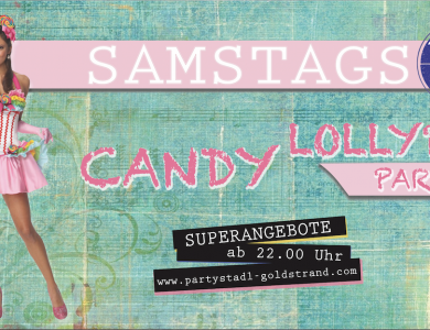 Candy Lollypop Party